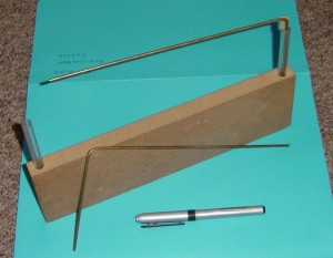 A dowsing platform