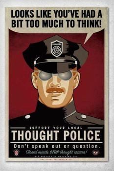 Image result for Thoughtcrime 1984