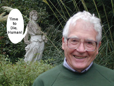 James Lovelock and his pal Gaia