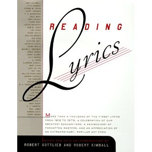 Reading Lyrics